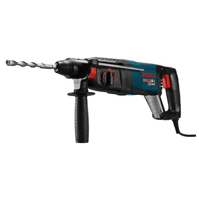 "11255VSR Bosch Bulldog Xtreme 1"" SDS-plus D-Handle Rotary Hammer (Refurbished, Open Box) 1"