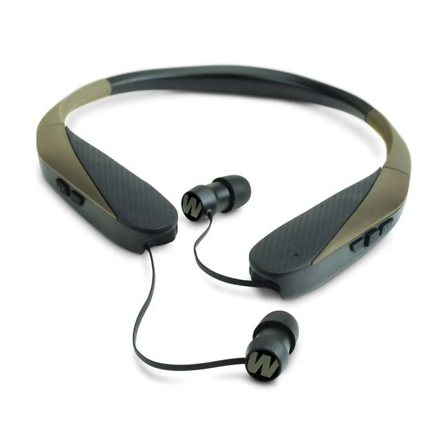 GWP-NHE-BT Walker's Razor XV Bluetooth Digital Ear Bud Headset