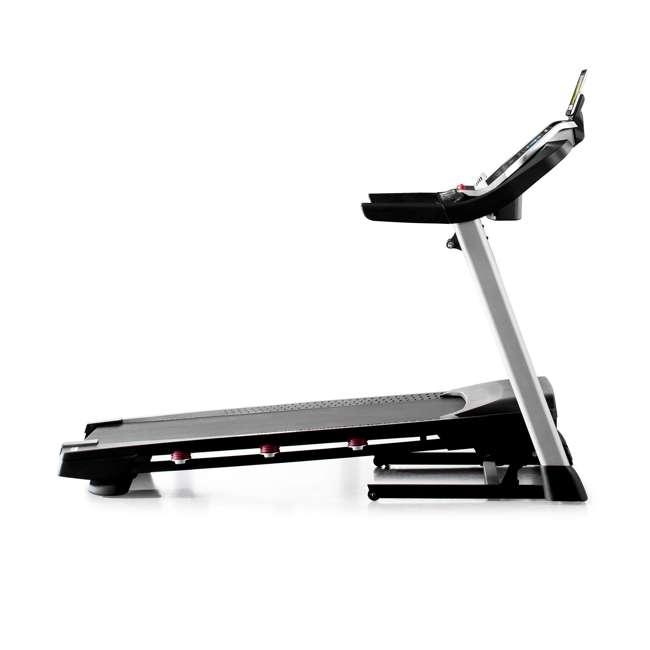PFTL10916 + WAWkB2017 ProForm 905 CST iFit Folding Treadmill + Weider PowerBell 20 Pound Kettlebell 2