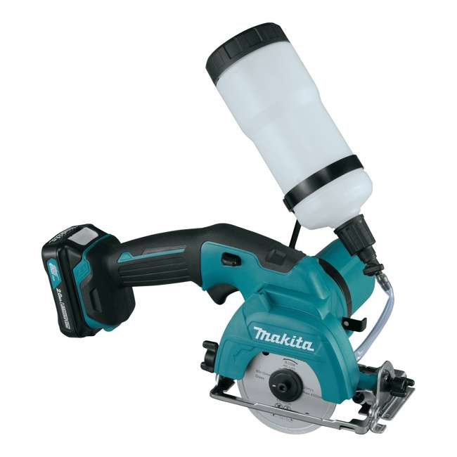 CC02R1 Makita 12-Volt CXT 3-3/8 Inch Tile Glass Saw Kit (2 Pack) 2