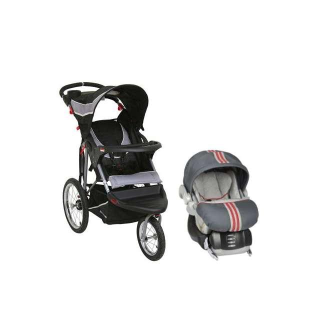 Baby Trend Expedition Swivel Jogging Stroller Amp Infant Car