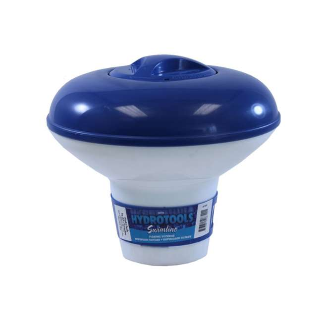 Hydro Tools 8720 7 Quot Large Swimming Pool Spa Floating Dispenser