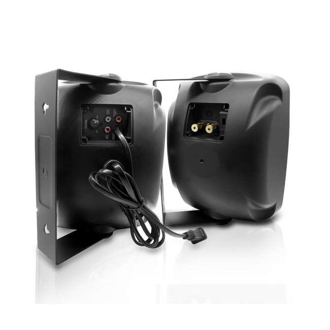 PDWR64BTB Pyle 6.5-Inch 800 Watt Bluetooth Indoor & Outdoor Speaker System (2 Pack) 2