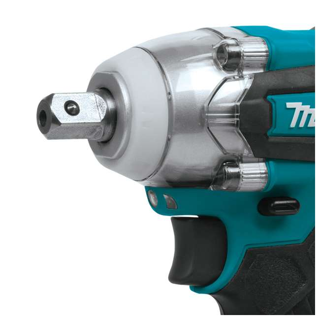 XWT11Z Makita XWT11Z LXT Battery Powered 3 Speed 1/2 Inch Square Drive Impact Wrench 1