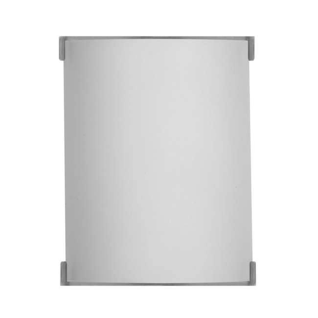 4 x PLC-F546036U Philips Forecast Edge Bathroom Wall Light, Satin Nickel (4 Pack) 1