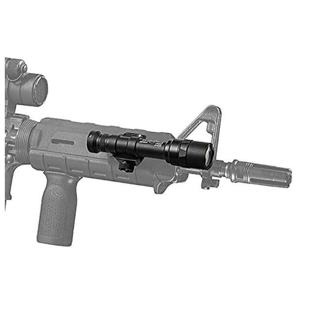 M600U-Z68-BK SureFire M600 High 1000 Lumen Output LED Scout Tactical Weapon Flashlight, Black 1