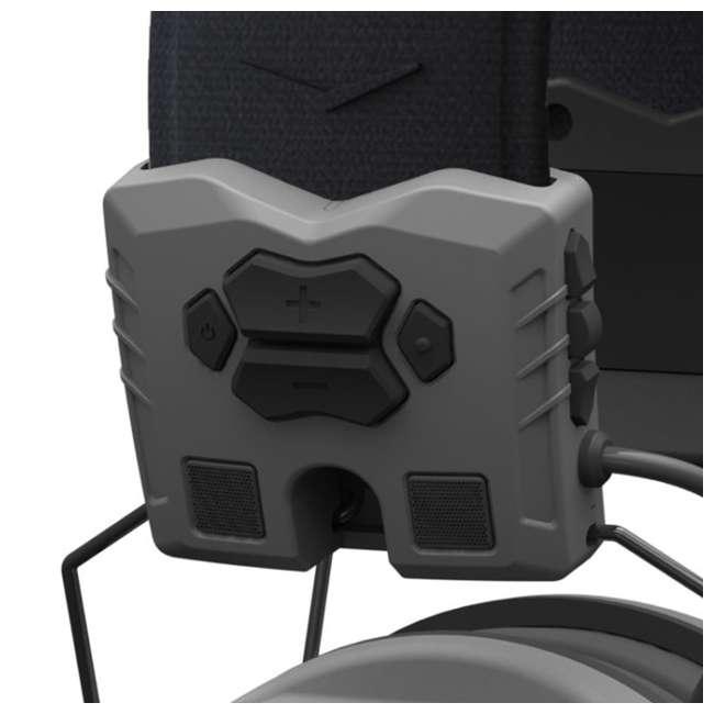 GWP-XSEM-BT Walker's XCEL 500BT Digital Shooting Hearing Muff (2 Pack) 4