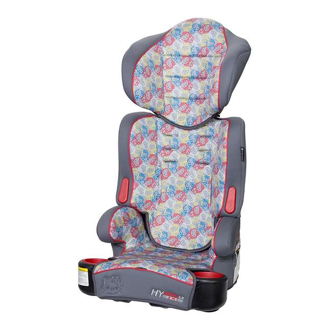 baby trend hybrid lx 3 in 1 convertible car seat hello kitty fb48a48a. Black Bedroom Furniture Sets. Home Design Ideas