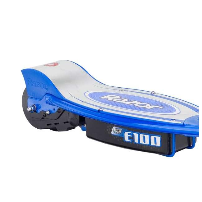 13111240 Razor E100 Electric Scooter, Blue 4
