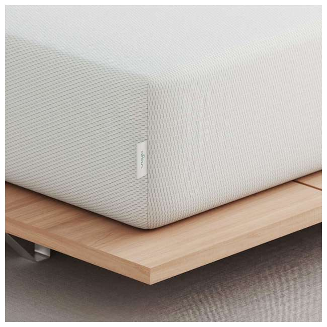 VY-CK Vaya Sleep Soft Cool Sleep California King Premium Mattress and Cover, White 3