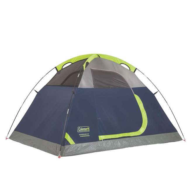 4 x 2000024579 Coleman Sundome 2 Person Tent (4 Pack) 3