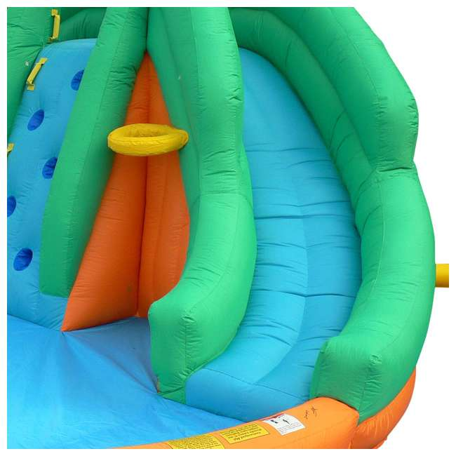 90475 Kahuna Twin Peaks Inflatable Water Slide Park 7