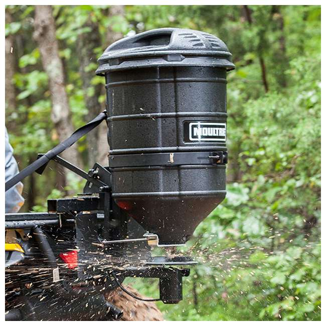 MSS-12721 Moultrie Manual Gate ATV Food Plot Seed Spreader 2
