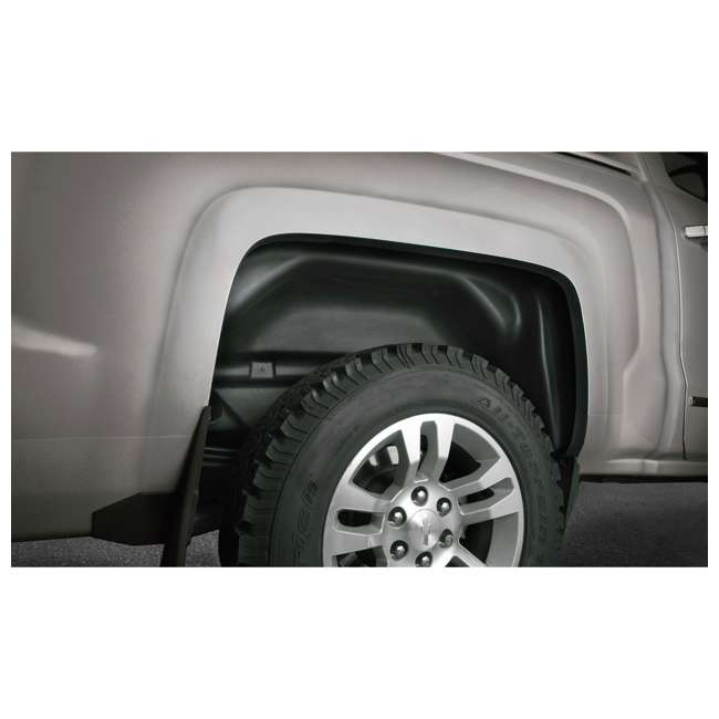 HUSKY-79121-O-B Husky Liners 2015-2019 Ford F150 Truck Rear Wheel Well Guards 2