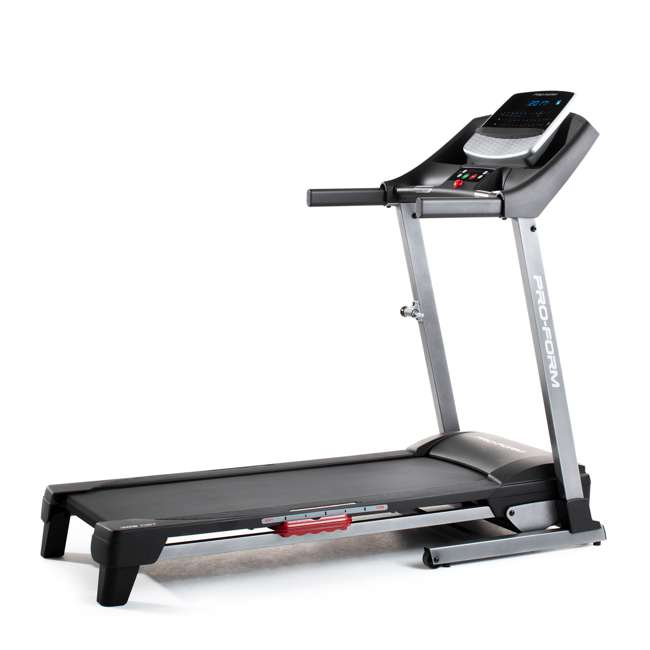 PFTL40917 + NTARS16 ProForm Freestanding Treadmill and NordicTrack Massage Roller 1