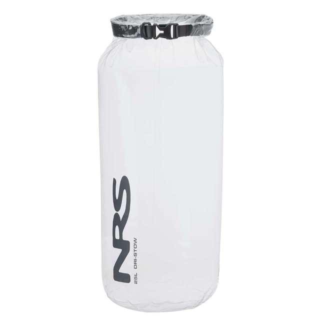 NRS_55021_02_103 NRS 25 Liter Dri-Stow Dry Sacks Clear Bag