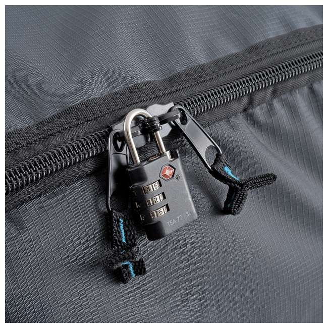 96900 B&W International Padded Lightweight Zippered Bike Bag and Case II, Black 8