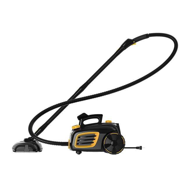 McCulloch MC1375 Canister Steam Cleaner System