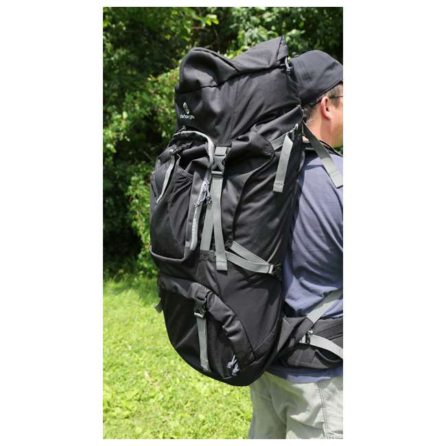 TGT-FAIRBANKS-0 Tahoe Gear Fairbanks 75L Premium Internal Frame Backpack 8