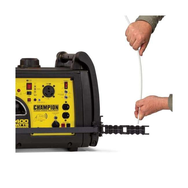 CPE-AC-100603 Champion Power 2000 to 3500 Watt Storm Shield Inverter Power Generator Cover 4