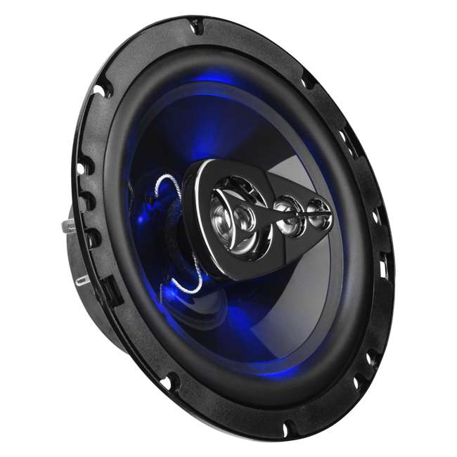 BE654 Boss BE654 Rage 6.5-Inch 4-Way 300W Full Range Speakers (4 Pack) 5