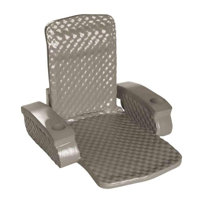 6 x 6370118-U-A TRC Recreation Soft Pool Folding Chair Foam Lounge Float (Open Box) (6 Pack) 1