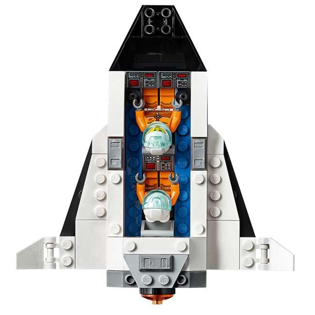6251738 LEGO City Rocket Assembly & Transport 1055 Piece Building Kit w/ 7 Minifigures 9