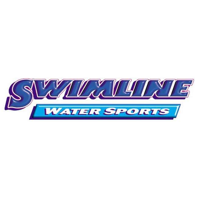 "9021-U-A Swimline 9021 36"" Inflatable Swimming Pool Floating Tire Tube Ring (Open Box) 3"