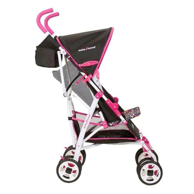 ST10944 Hello Kitty Pin Wheel Kruiser Single Folding Stroller 1