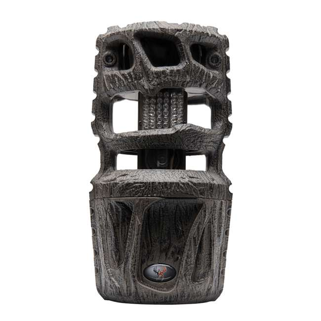 4 x WGI-R12i207 Wildgame Innovations 360 Degree 12MP Crush Game Trail Camera, Camo (4 Pack) 5