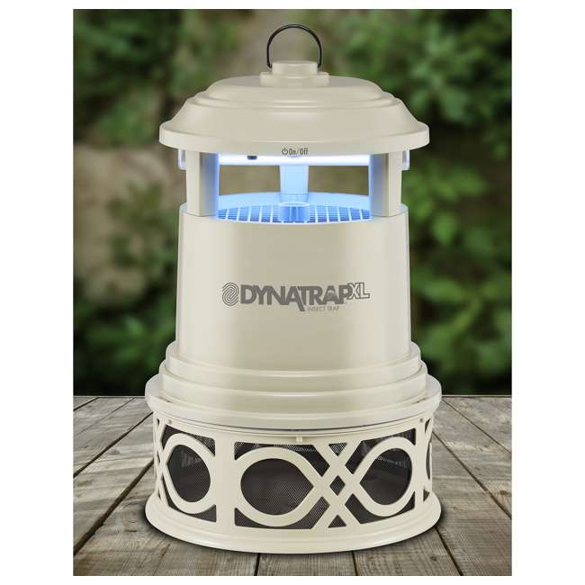 DT2000XLP-DEC2-OB Dynatrap DT2000XLP Decora Full Acre Mosquito and Flying Insects Trap (Open Box) 1