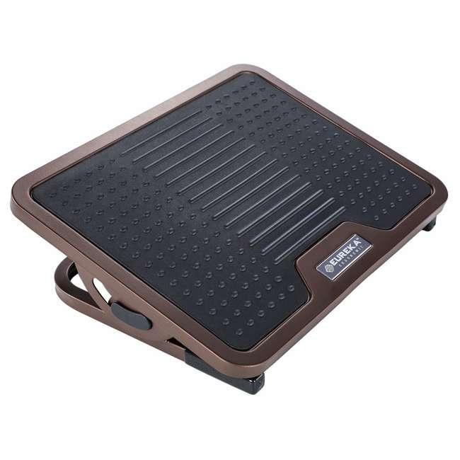 ERK-FR-02 Eureka Ergonomic Adjustable Under Desk Footrest, Bronze