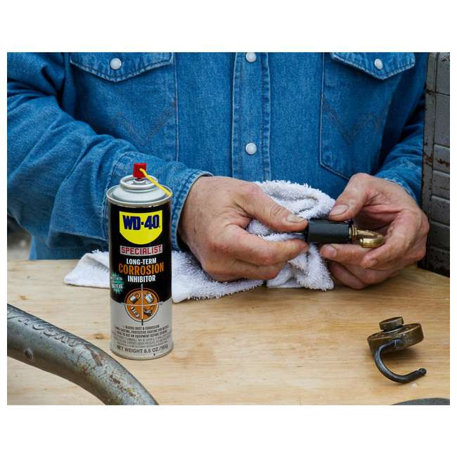 WD-300035 WD-40 Specialist 6.5 Ounce Long Term Anti Rust and Corrosion Inhibitor Spray 2