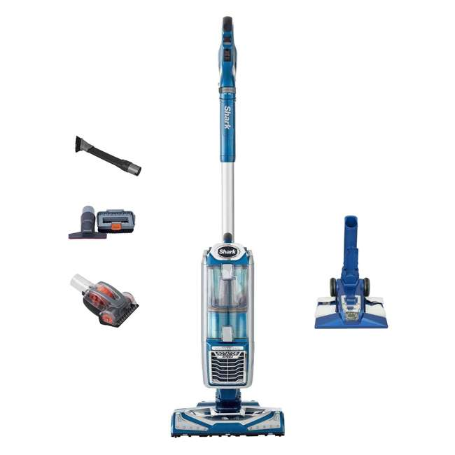 NV682 + 69944A Shark Rotator 2-in-1 Upright Vacuum & OxiClean Carpet Washer 1