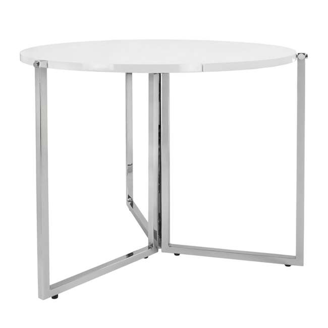 CO-2389-U-C SpaceMaster Space Saving Circular Articulated Panel Folding Table (For Parts)
