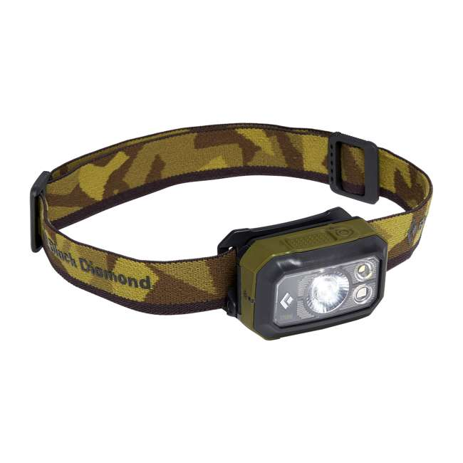 BD6206403002ALL1 Black Diamond BD6206403002ALL1 Storm 375 Waterproof All Purpose Headlamp, Dark Olive