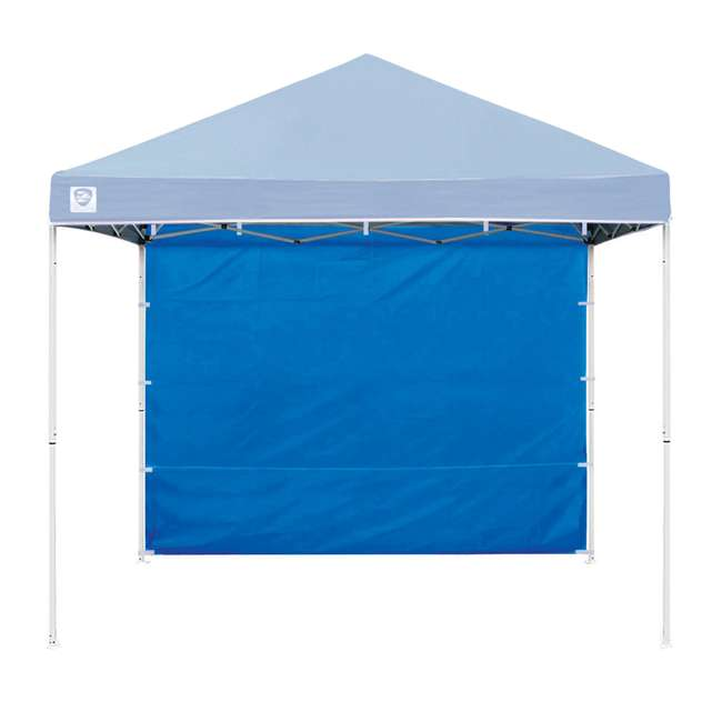 3 x ZS10EVRTSWBL Z Shade 10ft Blue Everest Instant Canopy Tent Taffeta Sidewall Accessory(3 Pack) 1