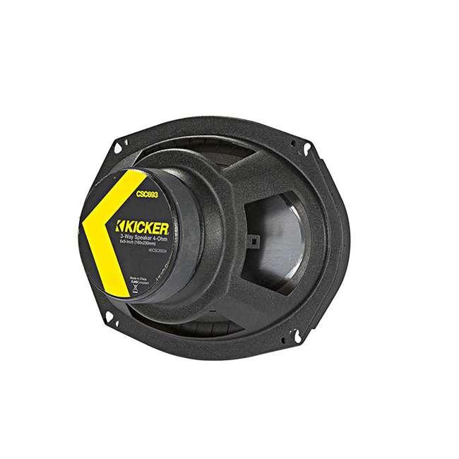 46CSC6934 Kicker CS 6x9 Speakers 3