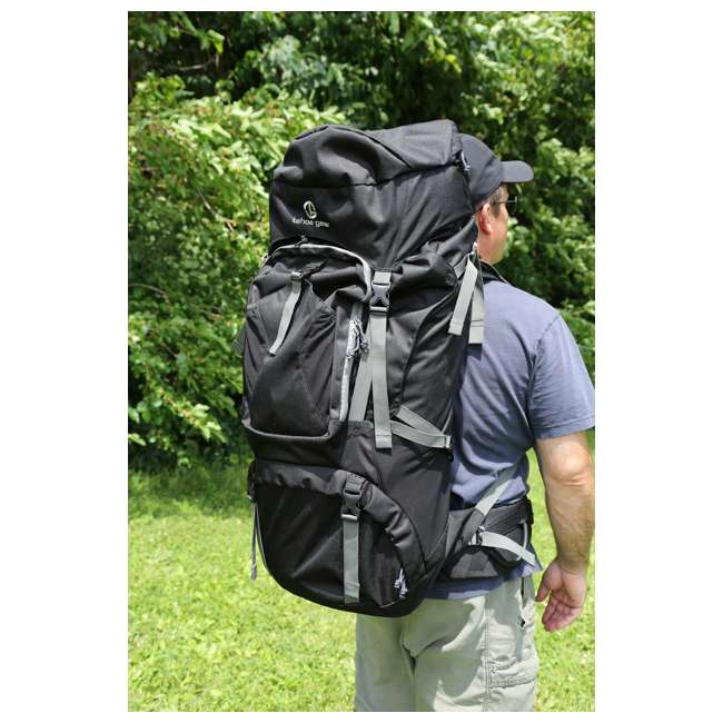 TGT-FAIRBANKS-0 Tahoe Gear Fairbanks 75L Premium Internal Frame Backpack 9