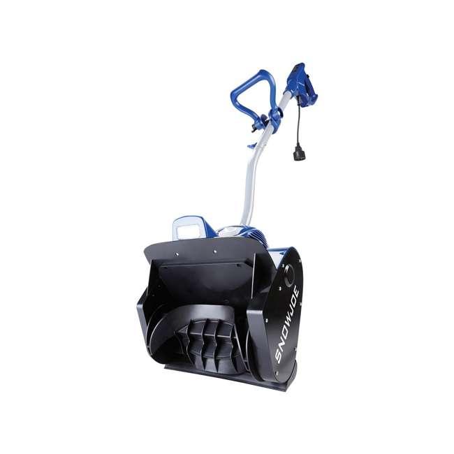 SNJ-324E-RB Snow Joe Plus 324E-RB 11 Inch 10 Amp Electric Shovel (Certified Refurbished) 4