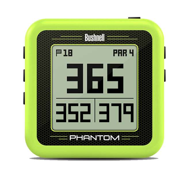 BGOLF-368824 Bushenell Golf Golf Ball GPS, Phantom Green (2 Pack) 1