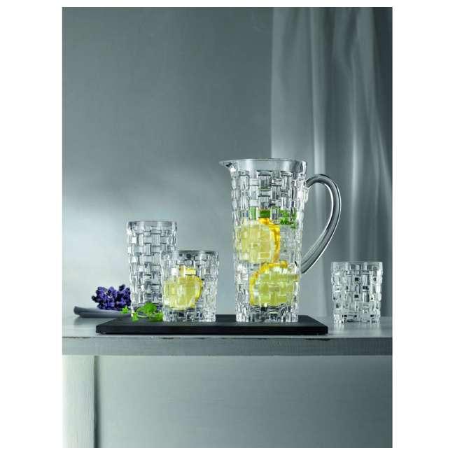 92074 Riedel Nachtmann Bossa Nova 40 Ounce Dishwasher Safe Crystal Water Pitcher Jug 2
