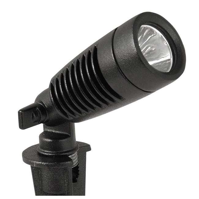 MR-95548 Moonrays Low Voltage 1 Watt Outdoor LED Adjustable Landscape Spot Light (4-Pack) 4