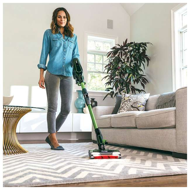 IF201_EGB-RB + 64113B Shark Cordless Vacuum (Certified Refurbished) w/ Arm & Hammer  4