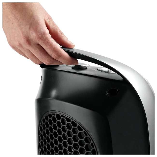 LKO-5409-TN Lasko 5409 Portable Personal Electric 1500W Oscillating Ceramic Space Heater 2