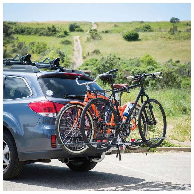Bell Bike Rack : Bell right up folding bike carrier hitch rack