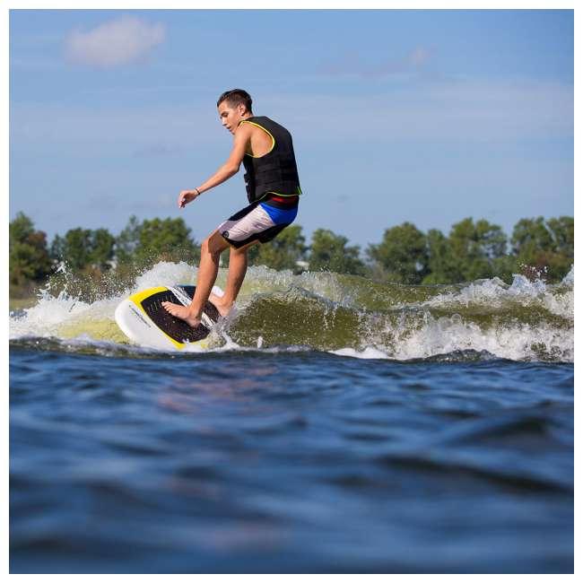 2191174-MW O'Brien Watersports Pike Foam Deck Ultralight Stringer Core Wakesurf Board 1