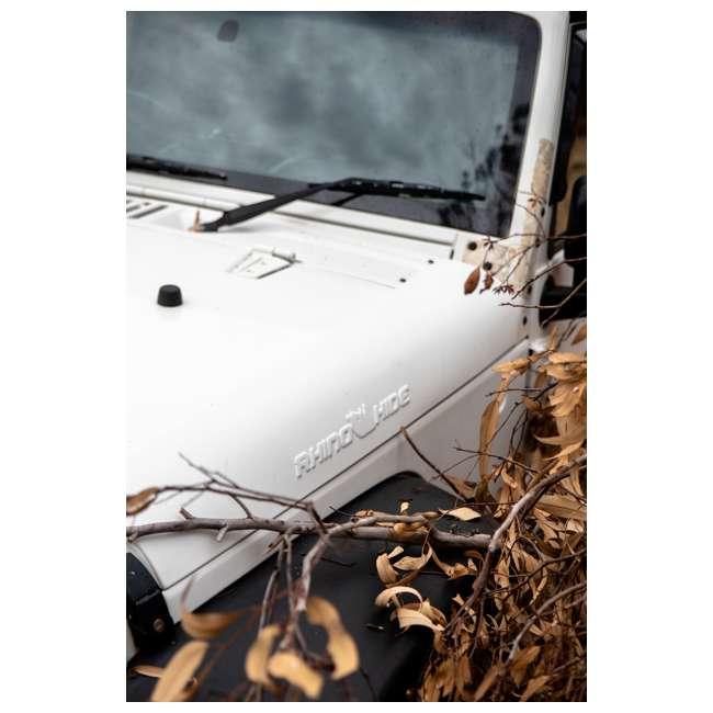 JPJKU4D-DIGI Rhinohide Jeep Wrangler JK 4x4 4-Door Magnetic Body Armor Panels, Digi Camo 4