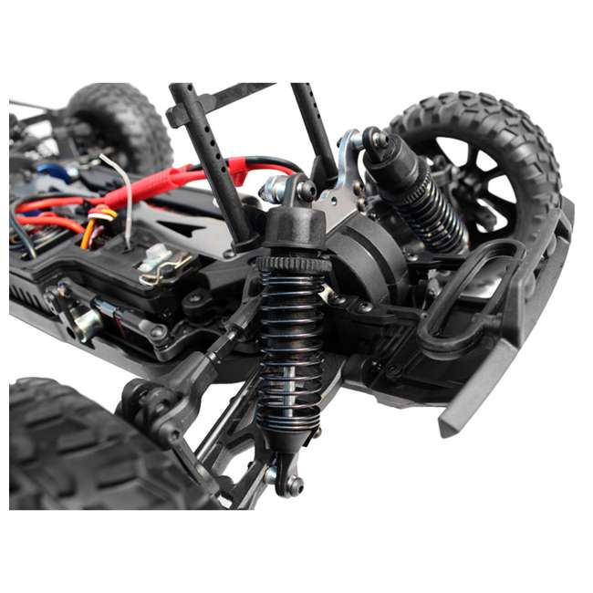 BLACKOUT-SC-BLUE Redcat Blackout SC Brushed Electric RC Short Course Truck 5