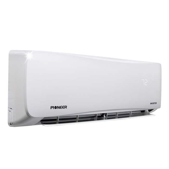 WYS018GMFI19RL Pioneer 18000 BTU 208/230V Ductless Mini Split Air Conditioner Heat Pump System 1